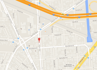 A shooting took place in the 3000 block of Paris Avenue on Friday, Nov. 21. (Google Maps)