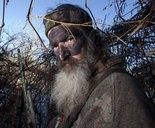 'Duck Dynasty' patriarch Phil Robertson was recently suspected by the A&E network for comments he made to a GQ magazine reporter, most notably those regarding gays and African Americans.' (Photo by Zach Dilgard)