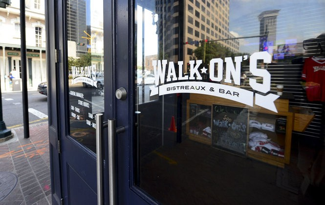 Walk-On's said it closed during Essence Fest because of a plumbing issue. (Photo by Maggie Andresen, NOLA.com | The Times-Picayune)