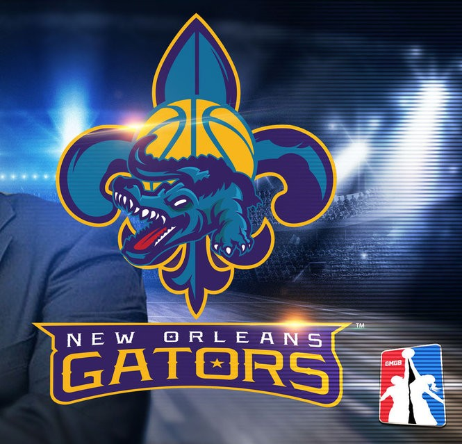 New Orleans-born rapper and businessman Percy 'Master P' Miller is the new owner of the New Orleans Gators in the Global Mixed Gender Basketball league (Photo courtesy the GMGB)