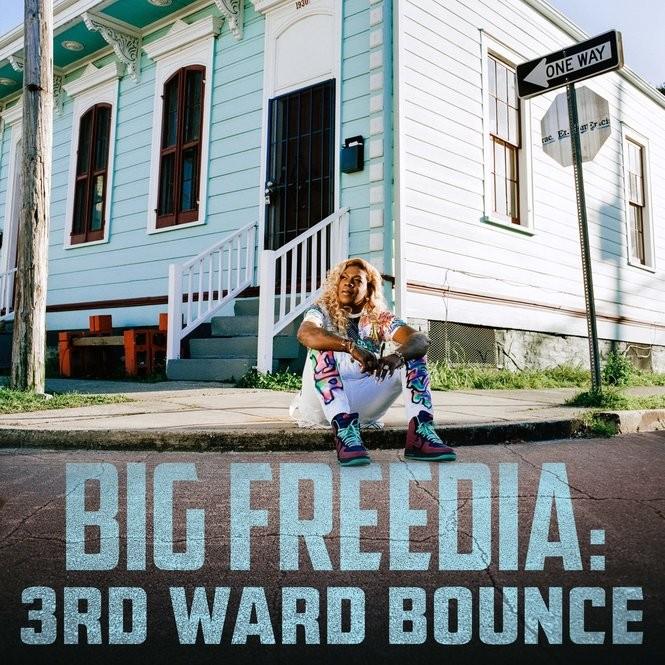 Big Freedia's new LP '3rd Ward Bounce' (Photo courtesy Balin PR and Marketing)