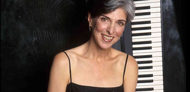 Pianist and singer Marcia Ball