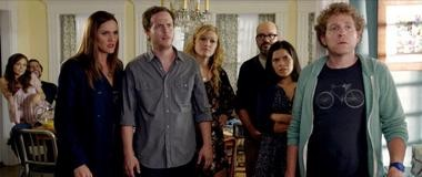 The ensemble comedy 'It's a Disaster' -- written and directed by New Orleans native Todd Berger -- tells the story of a group of friends who gather for their regular brunch date, only to learn that the end of the world is unfolding outside their window.