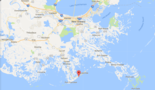 Hundreds of least terns have started nesting on Elmer's Island since Louisiana's largest ecosystem restoration project was completed in March. (Google map.)