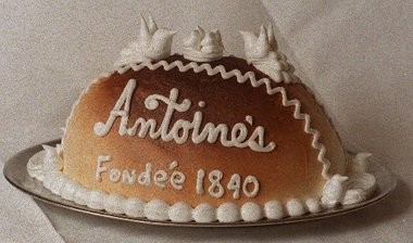 Baked Alaska is Antoine's Restaurant signature dessert. (NOLA.com Archive)