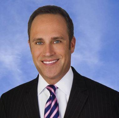 David Bernard, chief meteorologist, FOX8