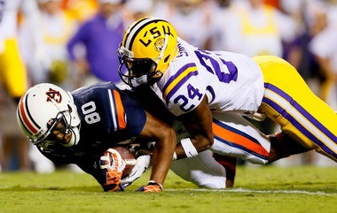 Tharold Simon is rated the No. 15 cornerback but feels he can blossom in the NFL.