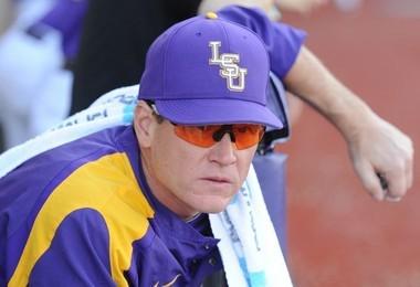 LSU pitching coach Alan Dunn has become a key piece in recruiting top-notch pitchers like Riley Pint.