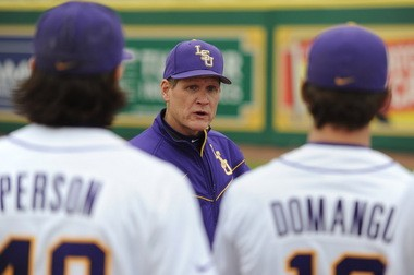 LSU pitching coach Alan Dunn didn't need much to know Jesse Stallings had the right makeup to fit into the Tigers program.