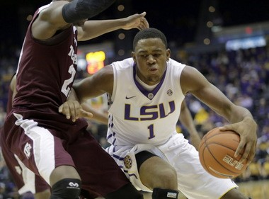 Former LSU forward Jarell Martin has a strong offensive skill set to take to the NBA, but will have to improve his perimeter shooting and defense to make an impact.