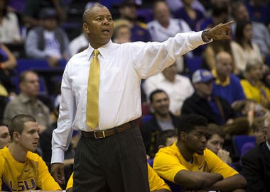 LSU coach Johnny Jones has a strong reputation for fostering a family atmosphere for his players and assistant coaches.