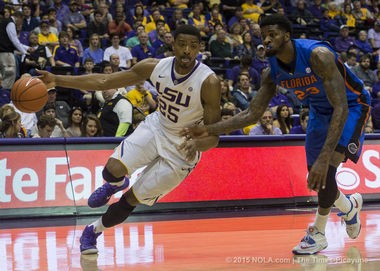 Former LSU big man Jordan Mickey will have to show NBA defenders he can handle the ball and create his own scoring opportunities.