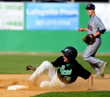 Speed on the base paths and in the outfield are two of Antoine Duplantis' stronger skills.