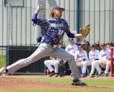Last season Matthew Beck was 4-3 with a 3.15 ERA and 90 strikeouts in 60 innings.