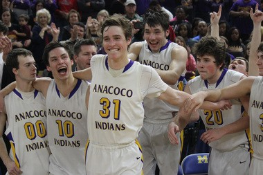 Will Reese led Anacoco to back-to-back state championships in basketball but will play baseball for LSU.