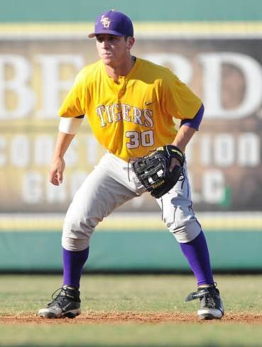 LSU freshman shortstop Alex Bregman was named an All-American by Baseball America on Wednesday.