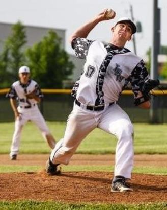 Alex Lange dominated on the prep scene at Lee's Summit West in suburban Kansas City with a 9-0 record, 0.96 ERA and 116 strikeouts in 2014.