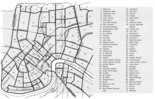 New Orleans neighborhoods as defined in a 1974 housing and preservation study prepared by Curtis and Davis Architects and Planners. (Click to enlarge)