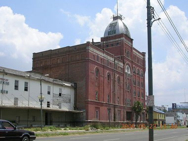 Joe and Kendra Bruno, owners of the Dixie Brewery, are challenging the state's right to take their building and transfer its property rights to the U.S. Department of Veterans Affairs.
