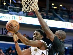 New Orleans Pelicans guard Jrue Holiday (11) ranked second among Pelicans scorers with a 16.8 points-per-game average last season