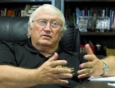 Angola Warden Burl Cain was deposed in 2008 in a civil suit regarding the custody of Louisiana inmate Albert Woodfox.