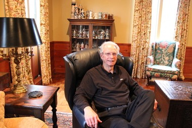 Former PSC Vice Chairman Jimmy Field, in his Baton Rouge home, spent 16 years on the Public Service Commission, retiring at the end of 2012 at his family's urging.
