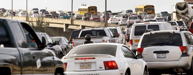 A toll imposed on drivers leaving downtown New Orleans via the Pontchartrain Expressway could pay for projects to relieve traffic backups on the Crescent City Connection, according to state Rep. Pat Connick, R-Harvey.