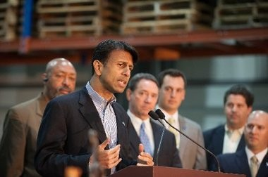 Louisiana Gov. Bobby Jindal, shown in July 2012 in New Orleans.