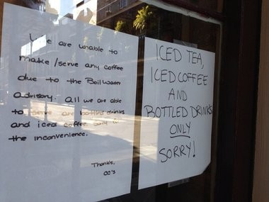 CC's coffee shop in the French Quarter on Monday, March 2