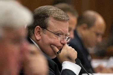 Louisiana Public Service Commission Chairman Eric Skrmetta, R-Metairie, was re-elected to his seat in a close December runoff against solar industry-backed candidate Forest Wright. (Photo by Ted Jackson, NOLA.com | The Times-Picayune)