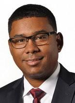 Attorney Gary Carter Jr. of Algiers