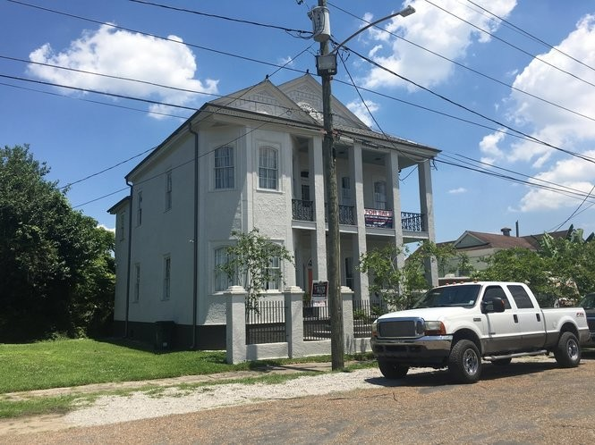 City Councilwoman Kristin Gisleson Palmer is trying to sell this home she renovated on Brooklyn Street in Algiers Point. She withdrew a short-term rental license at the property after she realized it would be a conflict on council.