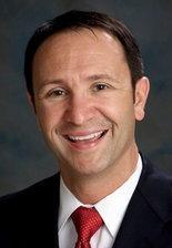 Former U.S. Rep. Jeff Landry