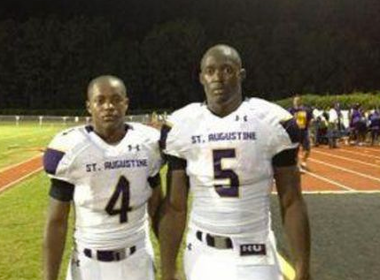 Brothers Lanard and Leonard Fournette led St. Augustine to a 40-27 win over Covington.