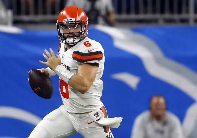 "Saints quarterback Drew Brees said Browns rookie quarterback Baker Mayfield ""can be a lot better than me"" before his career is over."