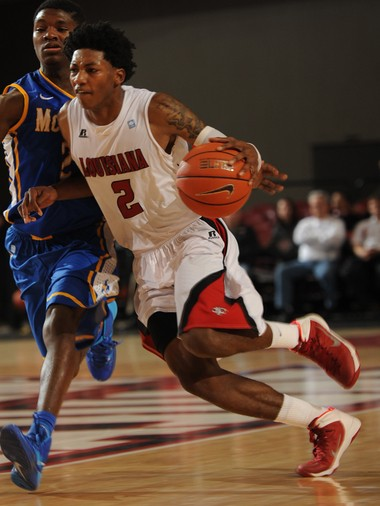 University of Louisiana-Lafayette point guard Elfrid Payton, from John Ehret, averaged 19.3 points this season and was named first-team All-Sun Belt Conference.