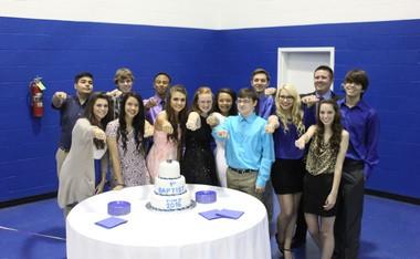 First Baptist Students Enjoy Bmx Show Junior Ring Ceremony Nolacom