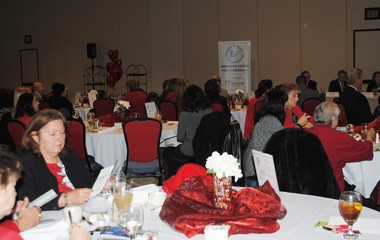"""In addition to Valentine's Day February is also known as Heart Health Month. The Louisiana Heart Hospital will be sponsoring the """"Think Red"""" luncheon at the Harbor Center on Feb. 17."""