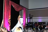 Bridal show at the Northshore Harbor Center recently.