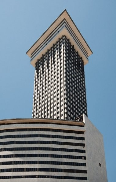 Plaza Towers as shown in 'Wallpaper City Guide: New Orleans' - Photo by Wade Griffith