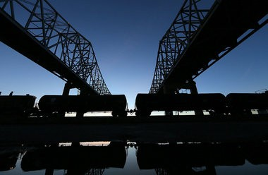 Tolls on the Crescent City Connection will be reconsidered in a special election May 4 (Photo by David Grunfeld, NOLA.com |The Times-Picayune)