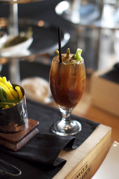 A Bloody Mary can be made any way you like. (Photo by Eliza Morse, NOLA.com | The Times-Picayune archive)