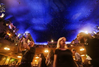 The stars where out once again at the newly restored the Saenger Theatre. (Photo by Chris Granger, Nola.com | The Times-Picayune)