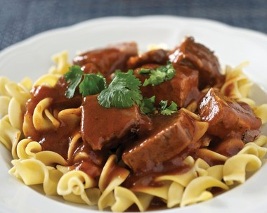 Pelican Publishing gave us permission to use this Decatur Daube recipe in advance of publication of 'In a While, Crocodile: New Orleans Slow Cooker Recipes' by Patrice Keller Kononchek and Lauren Malone Keller. The authors write that the recipe 'pays homage to our French heritage.' (Pelican Publishing)