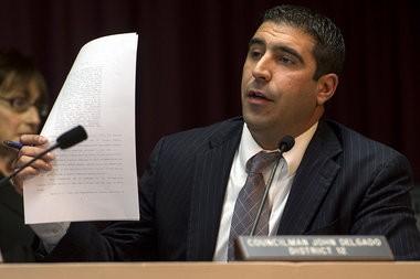 Baton Rouge Metro Councilman John Delgado (Photo by Brianna Paciorka, NOLA.com | The Times-Picayune)