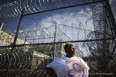 When Margie Lee Hulitt called OPP, the jail's answering system said her son, Willie Lee, had been released. She learned later Lee had died at a hospital. His death remains under investigation. (Photo by Chris Granger, Nola.com | The Times-Picayune)