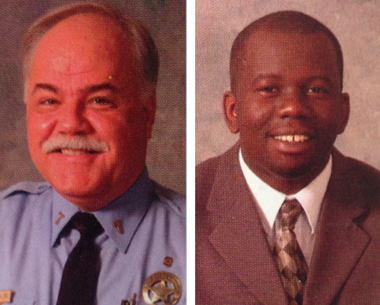 NOPD supervisors Lt. Louis Gaydosh, left, and Sgt. James Kelly have both been transferred and placed under internal investigation after the inspector general found their subordinates mishandled investigations into rape and child abuse.