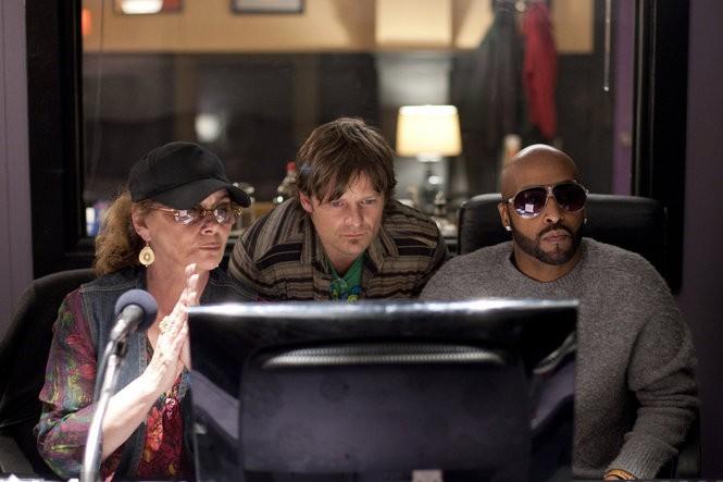 "Veteran hip-hop engineer Don B. playing himself on season 2 of HBO's ""Treme."""