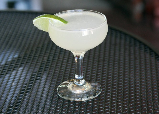 A classic daiquiri at El Libre. (Photo by Todd A. Price, NOLA.com | The Times-Picayune)