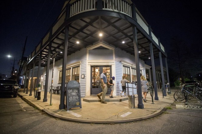 Cafe Henri in the city's Bywater neighborhood on Wednesday, March 22, 2017. (Photo by Brett Duke, Nola.com | The Times-Picayune)